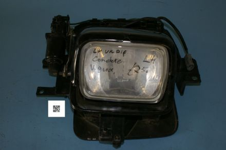 1988-1996 Corvette C4 LH Headlight Assembly Complete, Used Good